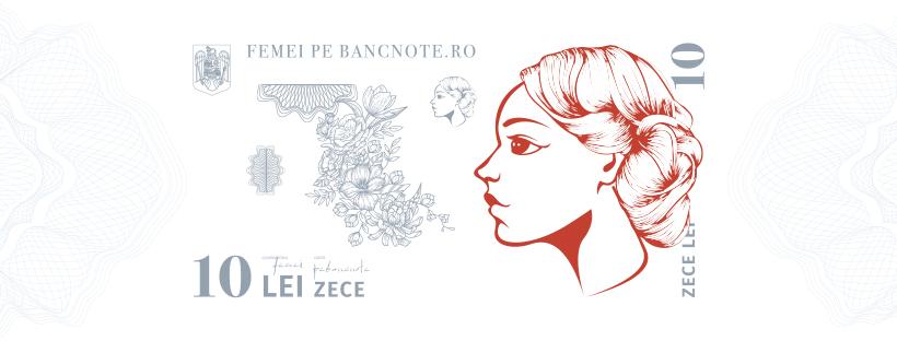 FEMEI PE BANCNOTE - fotopanou.ro